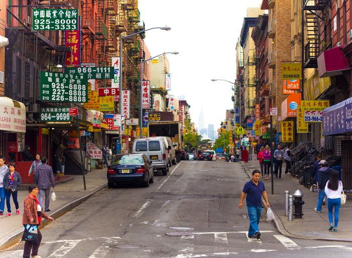 Rencontre entre francais a new york