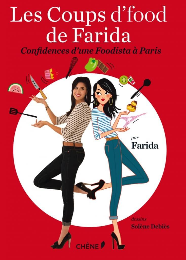 Illustrateur Livre De Cuisine Pour Les Coups D Food De Farida