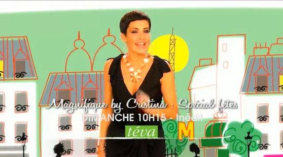 Magnifique by Cristina Cordula