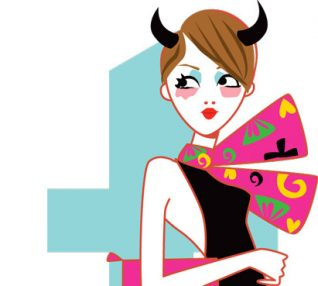 illustratrice femme couleur graphisme