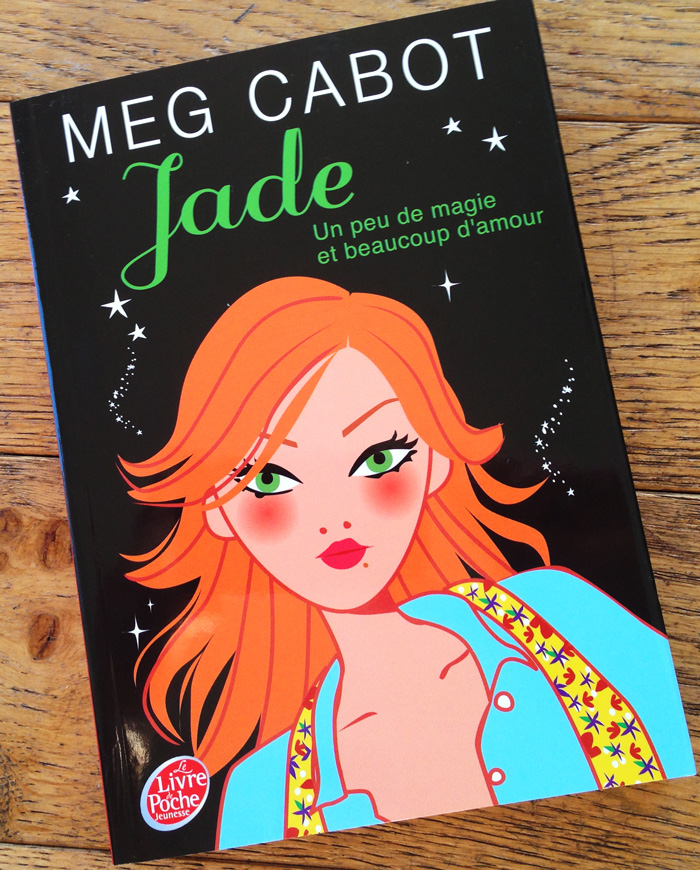 book cover art for Meg Cabot