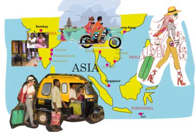 blog voyage en asie