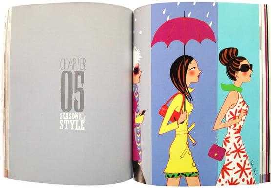 dessins style et mode