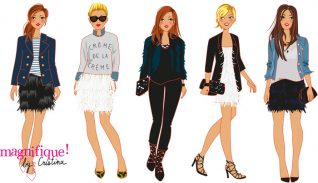 illustrateur mode Paris