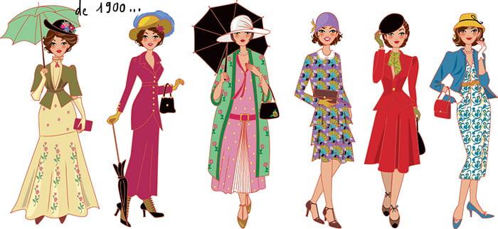 Necklines Design Fashion