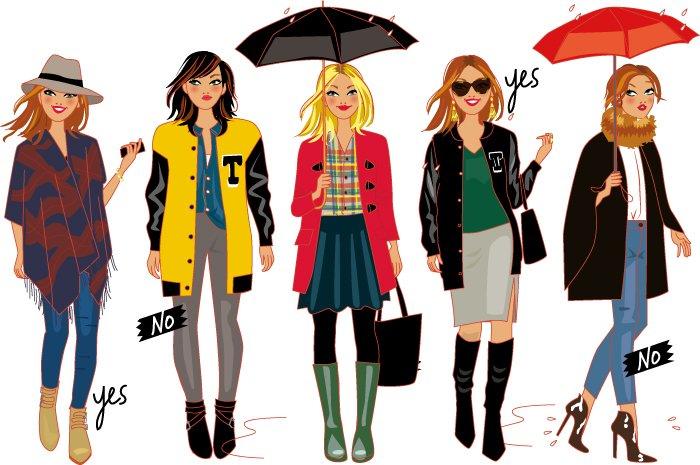 illustratrice mode femmes