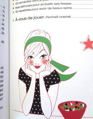illustrateur diététique