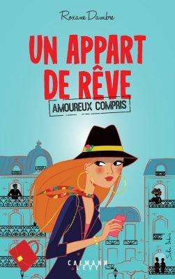 couverture livre Paris immeubles