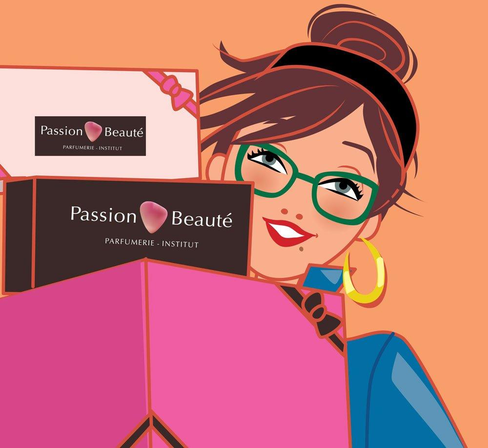 publicité rentrée Passion Beauté