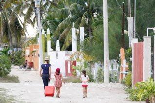 Voyage en Amérique centrale : au Mexique, rue de Chelem