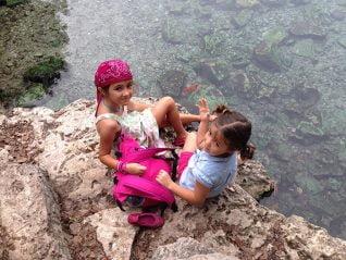 Solène Debiès, voyage en Amérique centrale