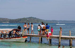 voyage de l'illustratrice au Panama