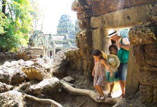 voyage de l'illustratrice en Asie