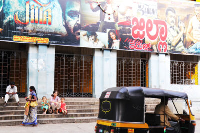 voyage de l'illustratrice en Inde