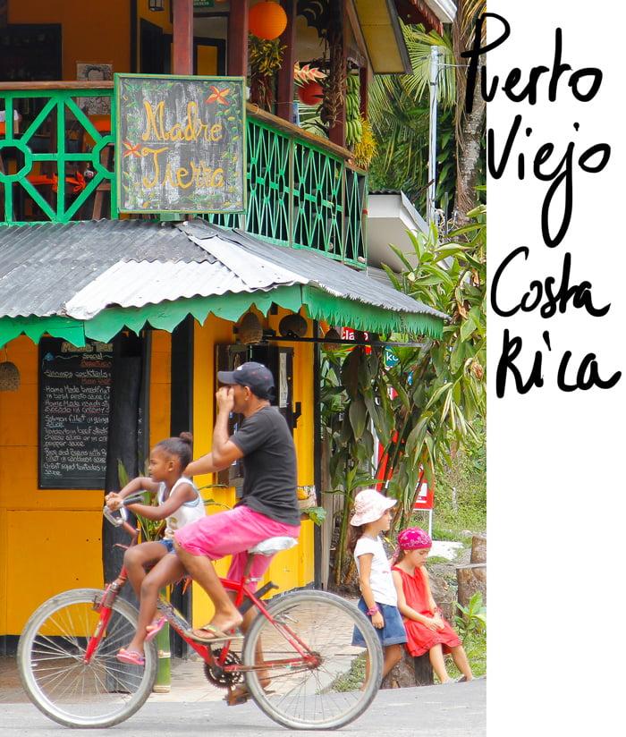 voyage de l'illustratrice au Costa Rica