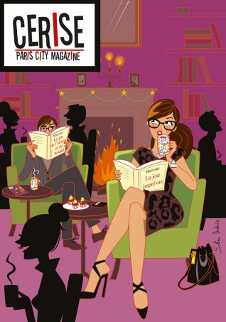cover magazine art work