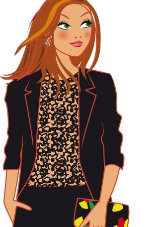 fashion illustrator graphic