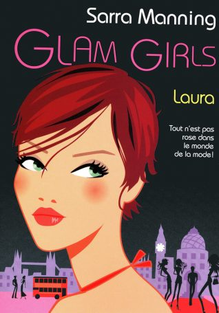Glam Girls Illustrator book