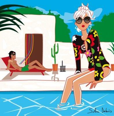 swimming pool holidays