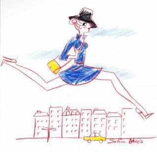 artist illustrator fashion graphic