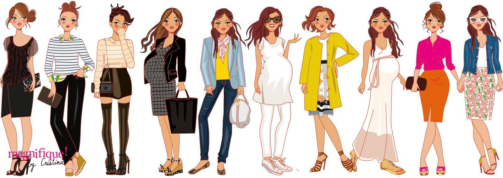 Femme Enceinte Fashion Blog