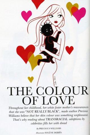 illustratrice magazine pour Elle