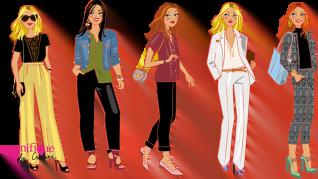 illustrateur de mode