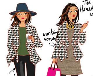 illustrateur mode