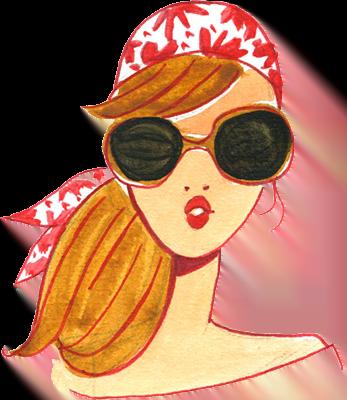 illustrateur dessin mode féminin