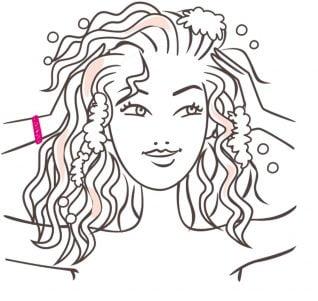 illustrateur-femme-routine-beaute