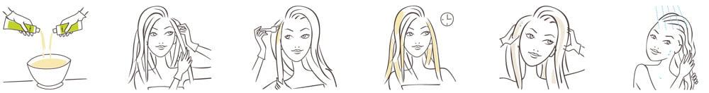 illustration-howto-femme-cheveux-beaute