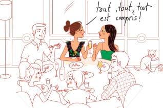 """motion design illustration for """"Les Maisons de Katy & jacques"""""""