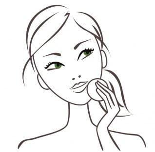 beauty illustrator line color