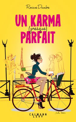book cover illustration Paris