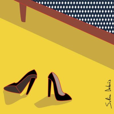 chaussures graphiques
