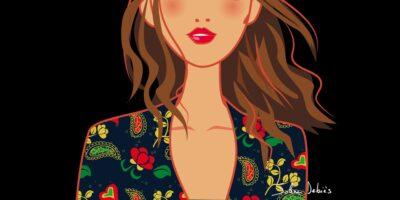 woman face beauty