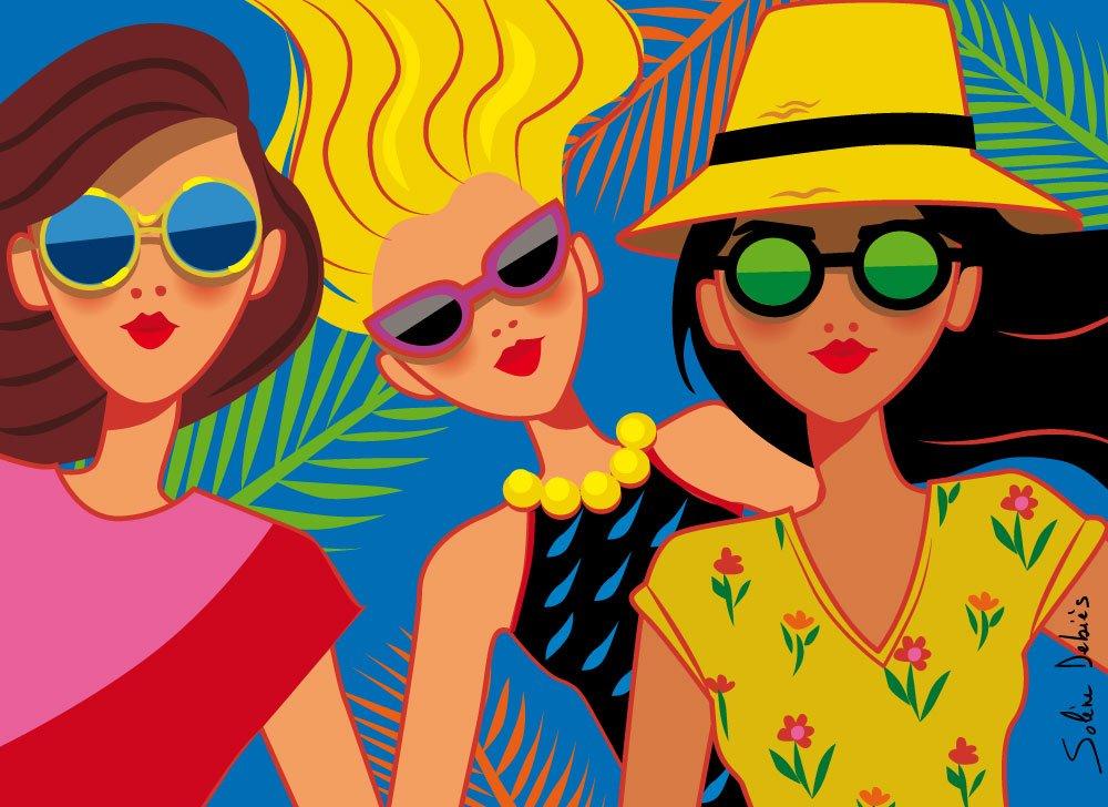women empowerment illustration