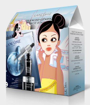 packaging beauté cosmétique luxe