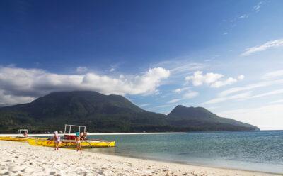 Island travel influencer artist