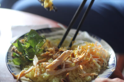 food travel influencer Vietnam