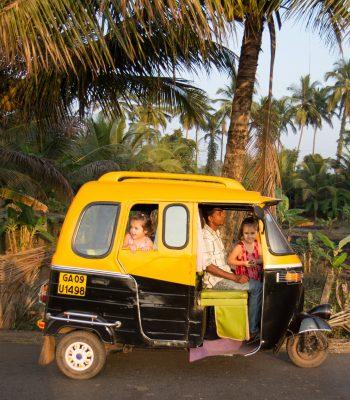 Rickshaw influencer