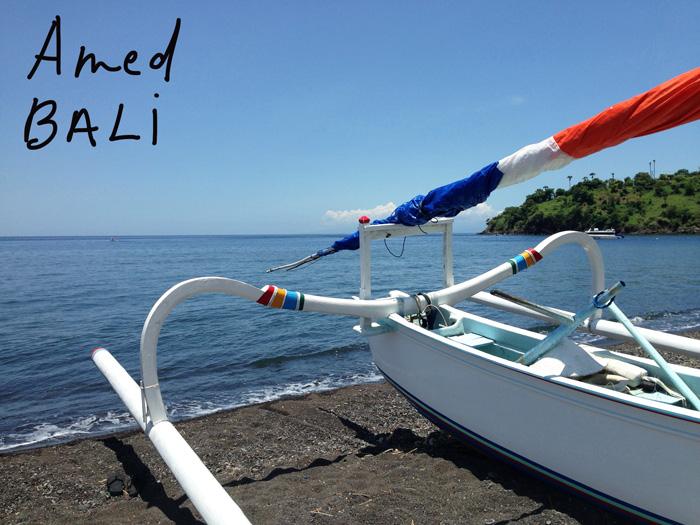bateau Bali